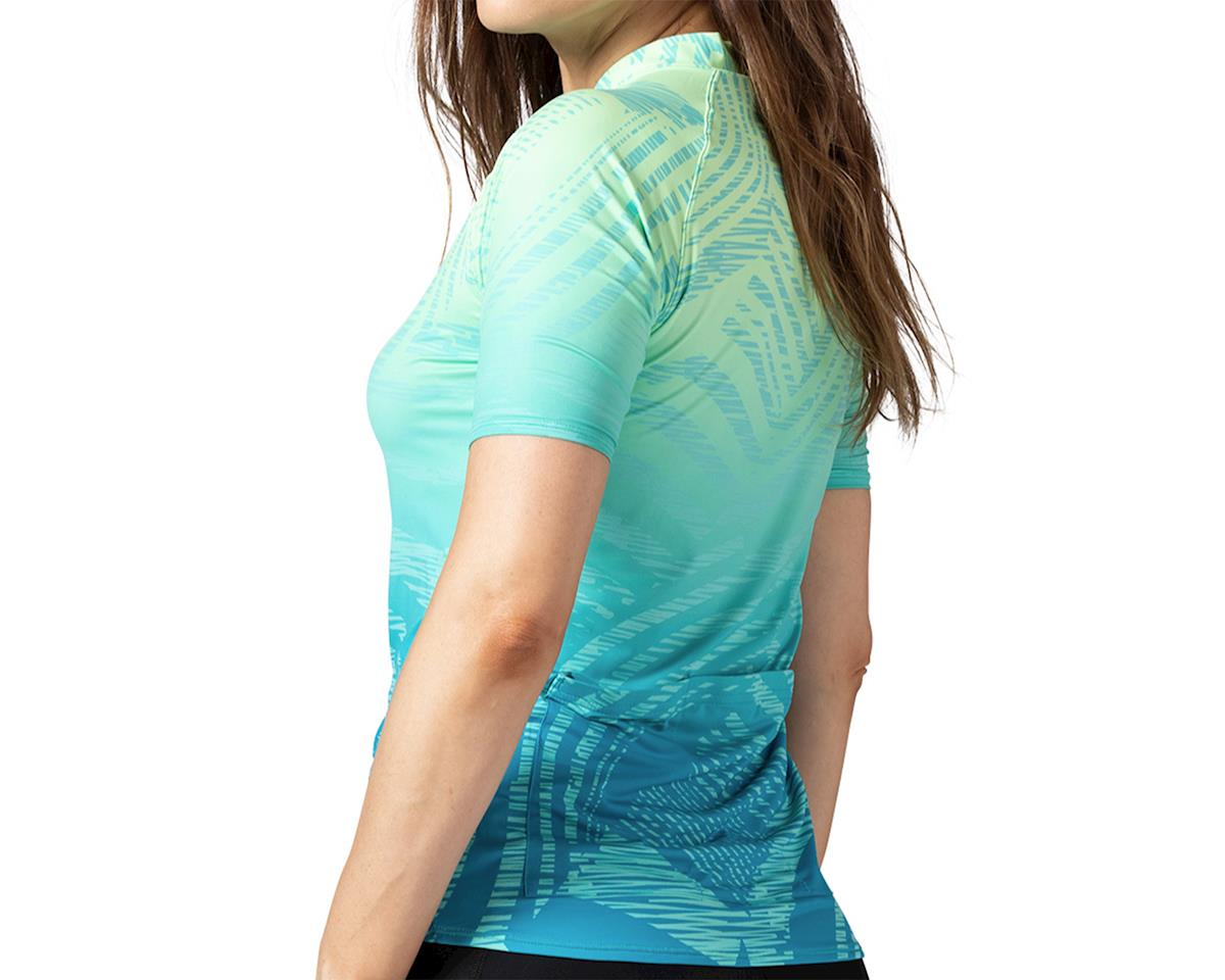 Image 2 for Terry Soleil Short Sleeve Jersey (Wavelength/Blue) (L)