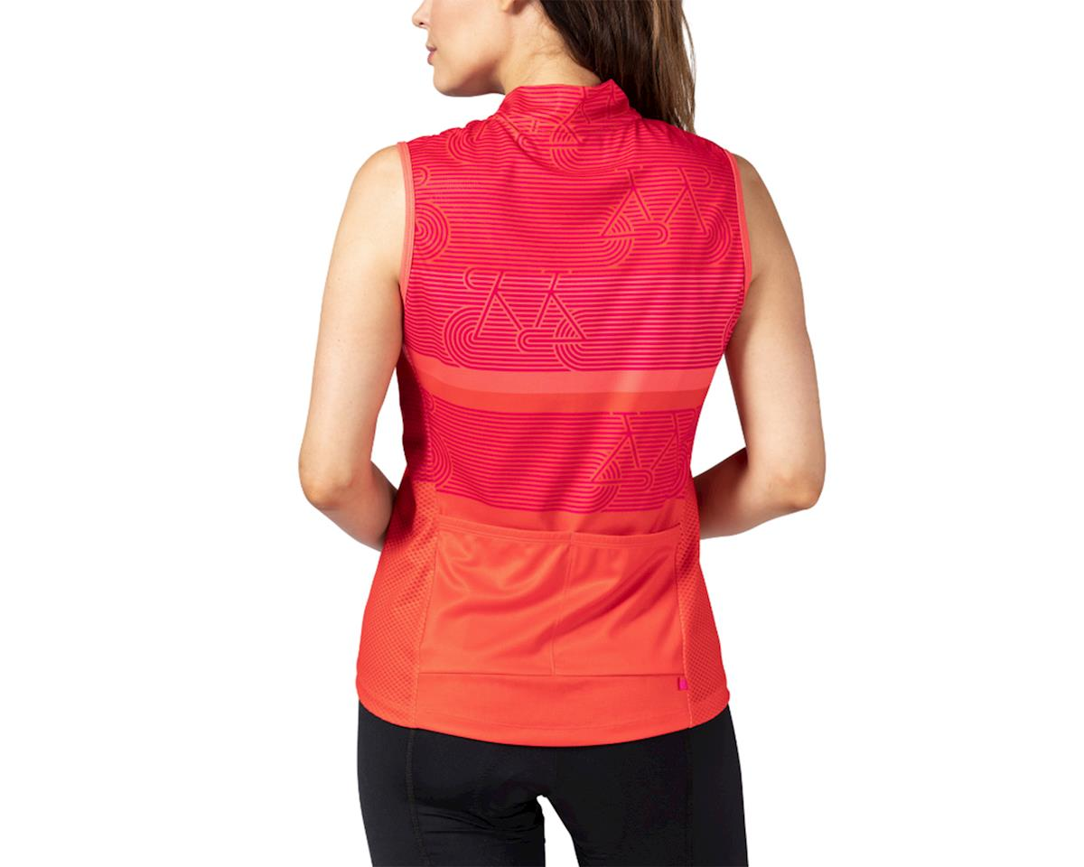 Image 2 for Terry Breakaway Mesh Sleeveless Jersey (Zoom/Fire) (L)