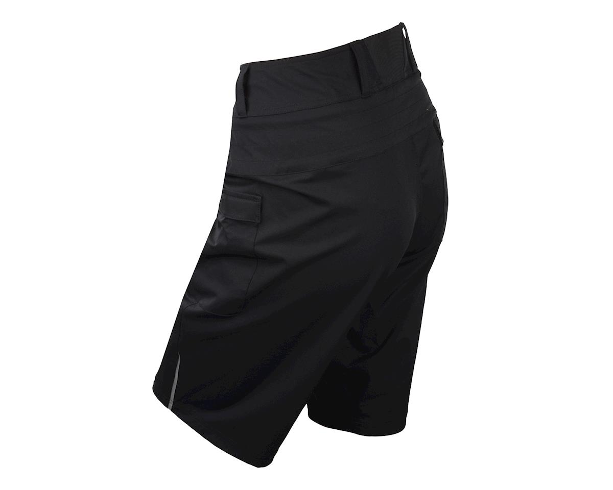 Image 3 for Terry Women's Metro Shorts Relaxed (Black)