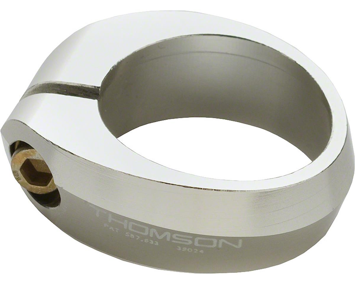 Thomson Seatclamp (Silver) (1) (31.8mm)