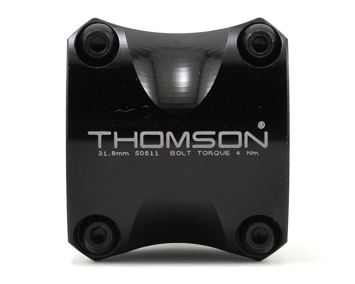 Thomson Elite X4 Stem (0°) (Black) (90mm)