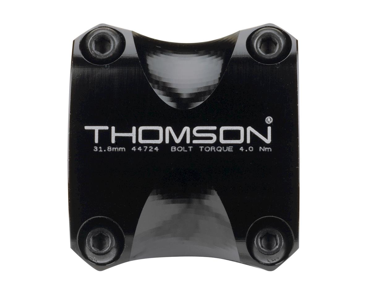 "Thomson Elite X4 Mountain Stem (Black) (+/- 0°) (31.8mm) (1-1/8"" Threadless) (100mm)"
