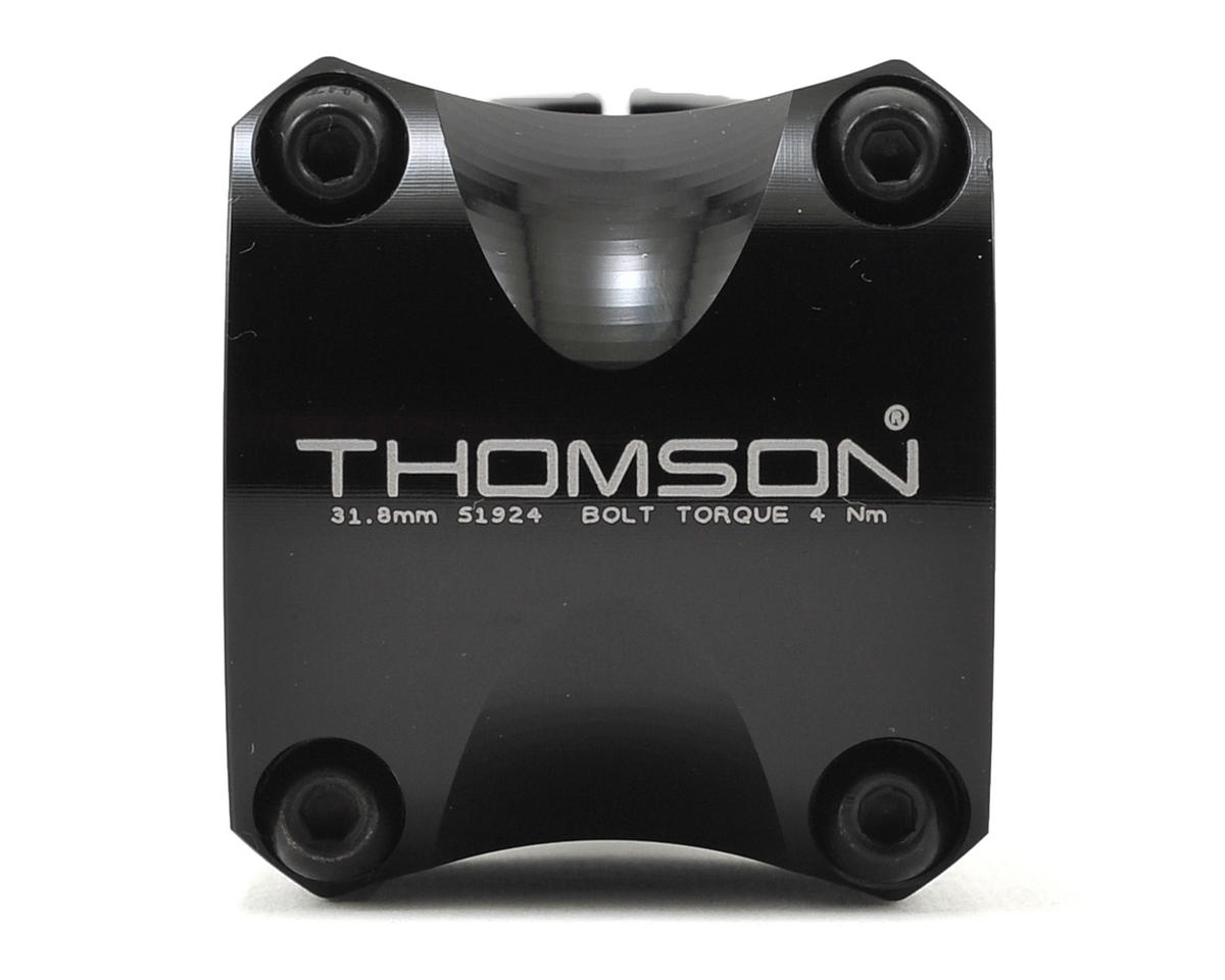 Thomson Elite X4 Stem (+/-10°) (Black) (100mm)