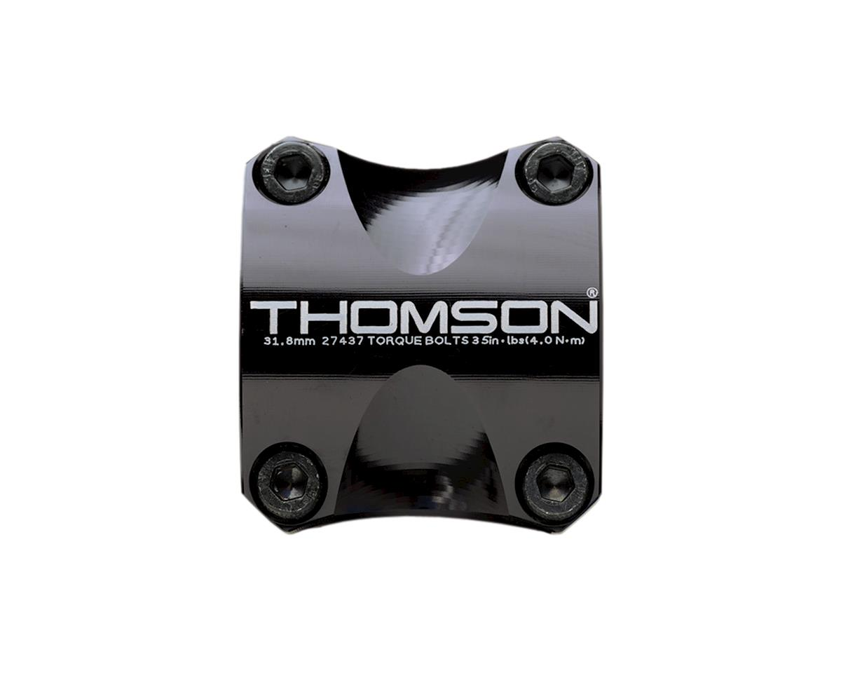 "Thomson Elite X4 Mountain Stem (Black) (+/-10°) (31.8mm) (1-1/8"" Threadless) (110mm)"