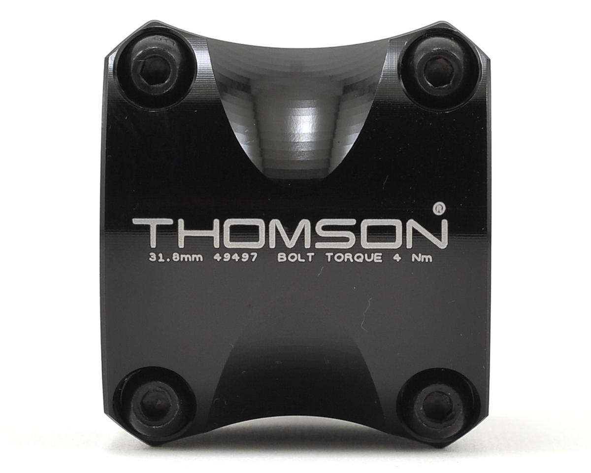 Thomson Elite X4 Stem (0°) (Black) (80mm)