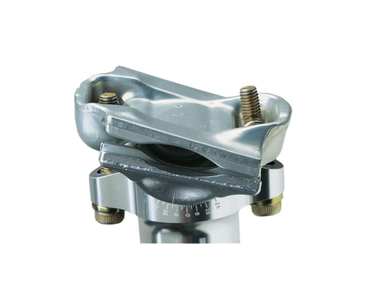 Thomson Elite Setback Seatpost (Silver) (250mm) (27.2)
