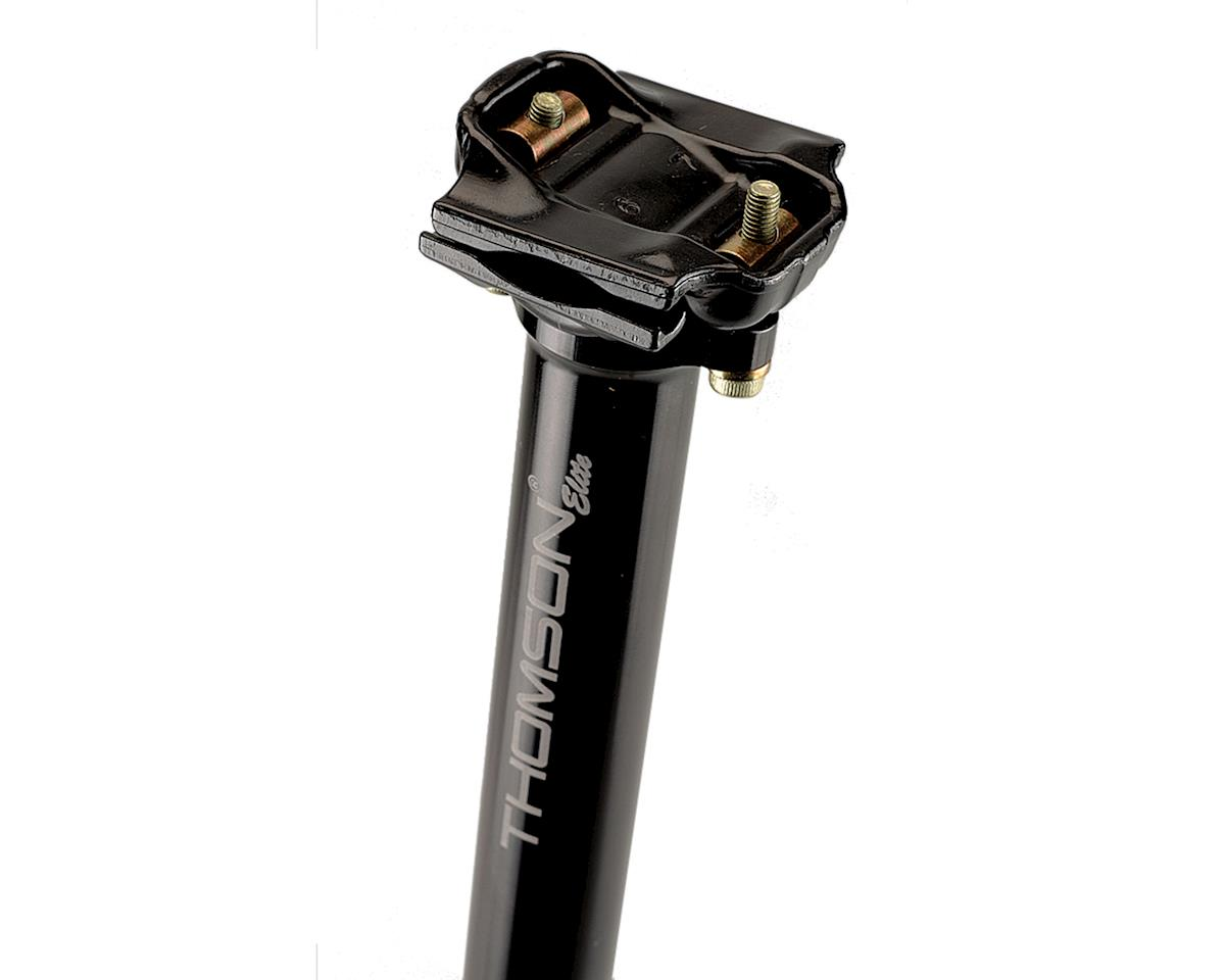 Image 2 for Thomson Elite Seatpost (Black) (410mm) (27.2)