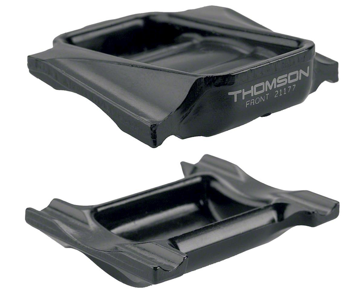 Thomson Elite Seatpost Saddle Clamp Assembly (Black)