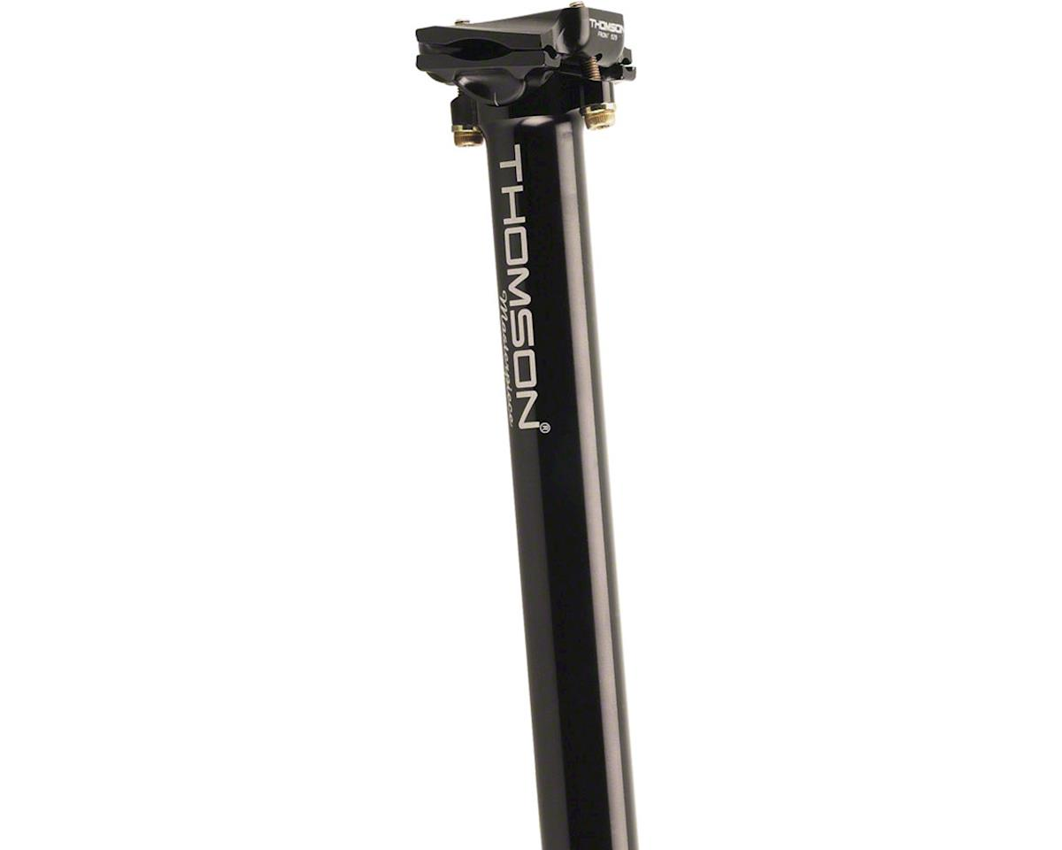 Thomson Masterpiece Seatpost (Black) (350mm) (30.9)