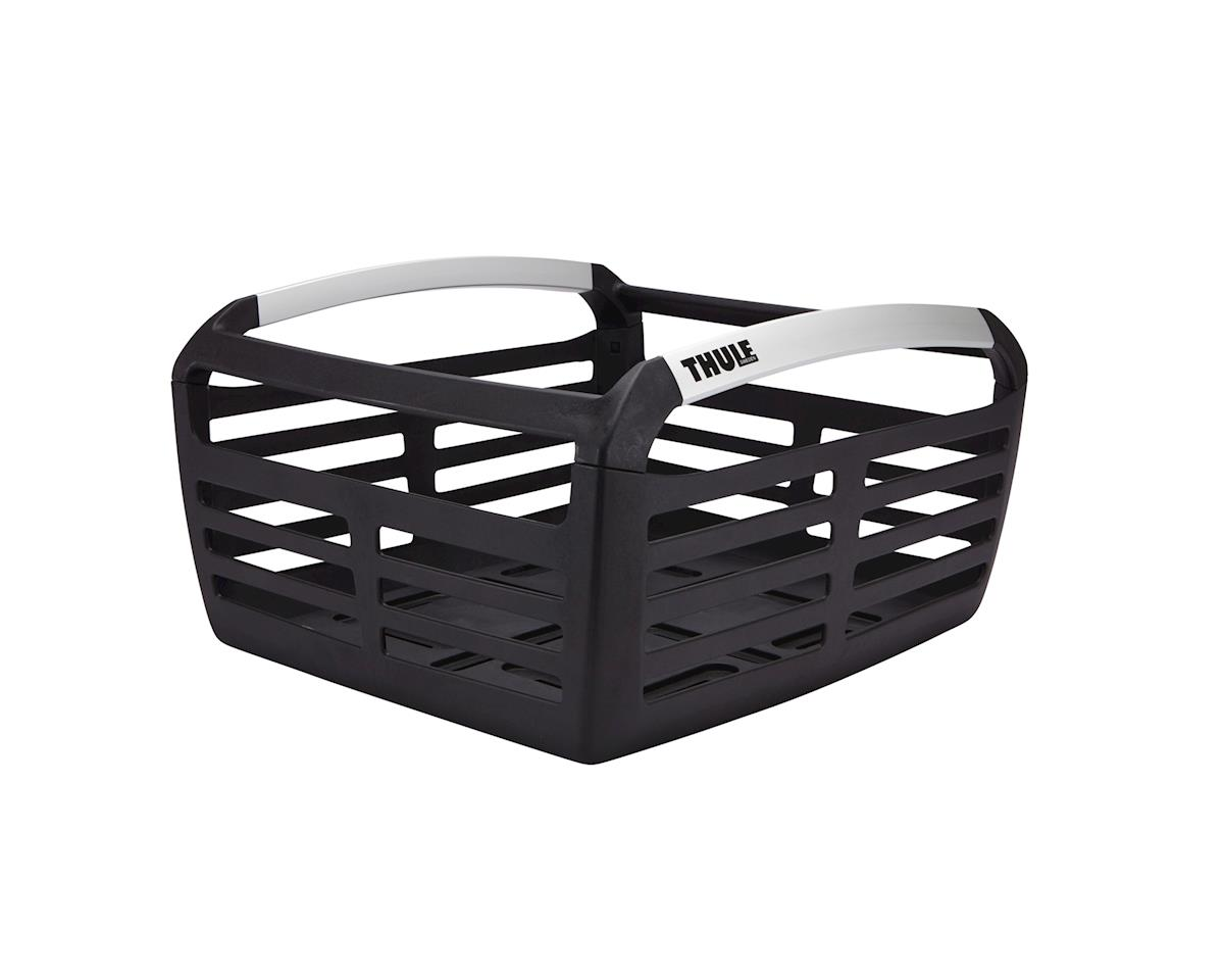 Thule Pack 'n' Pedal Rack Basket: Black