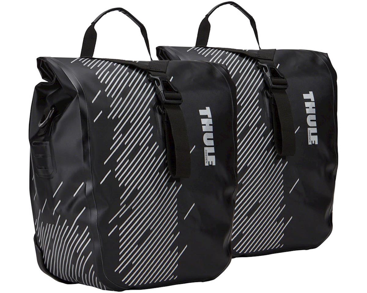 Thule Shield Pannier Small Black Pair