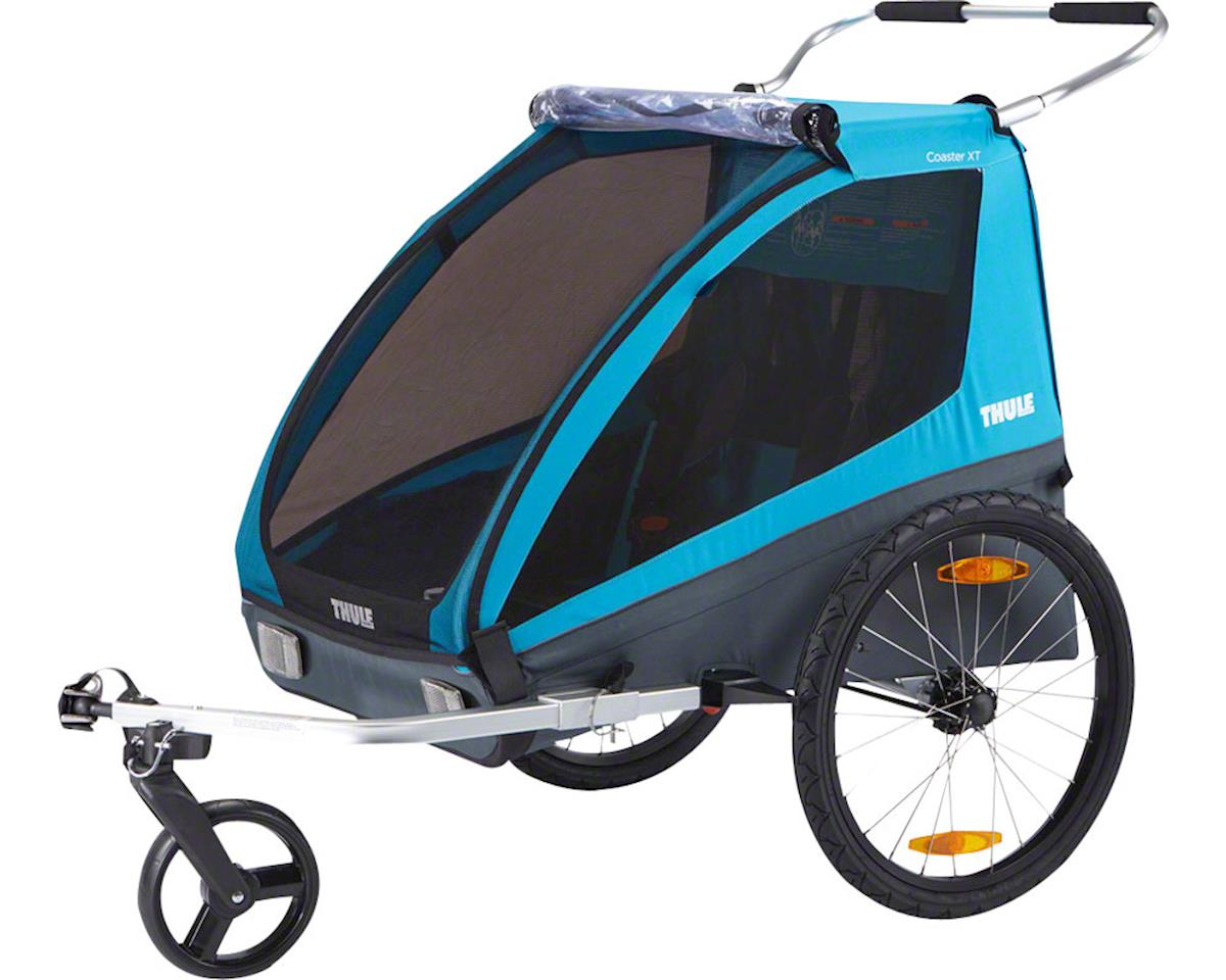 Thule Coaster XT: Trailer and Stroller, Blue