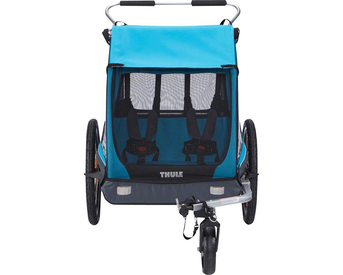 Image 3 for Thule Coaster XT (Blue) (Trailer & Stroller)