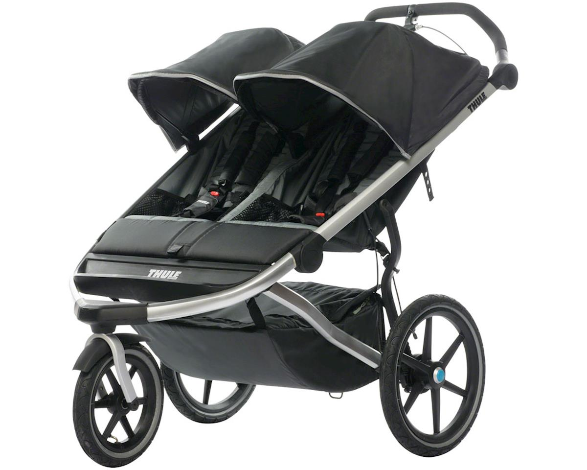 Thule Urban Glide 2.0 Double Child Stroler Black