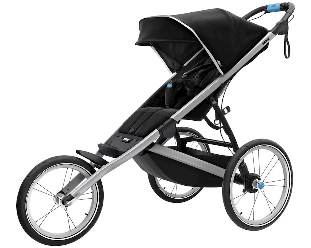 Thule Glide 2 Single Child Stroller Black