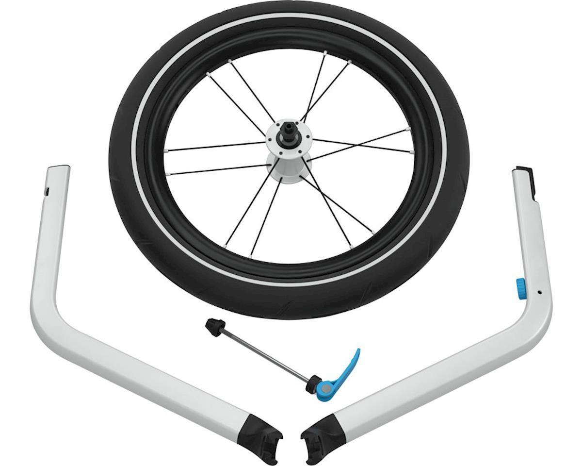 Chariot Cross & Lite Jogging Kit (For 2 Child Carrier)