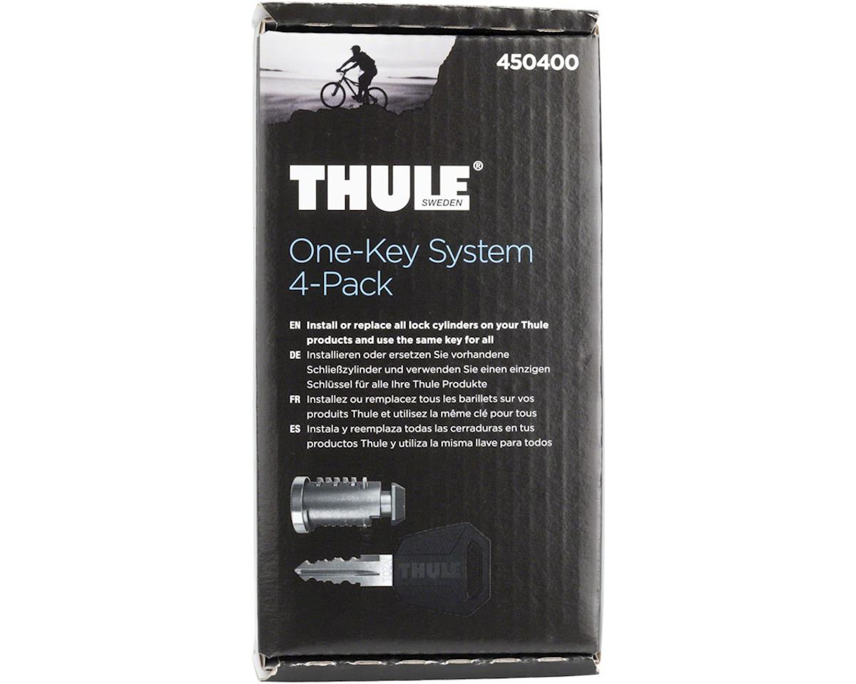 Thule One-Key Lock System (4 pack)