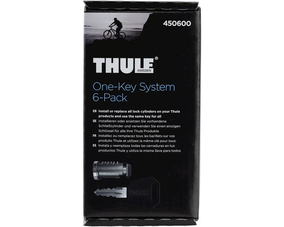 Thule One-Key Lock System (6 pack)