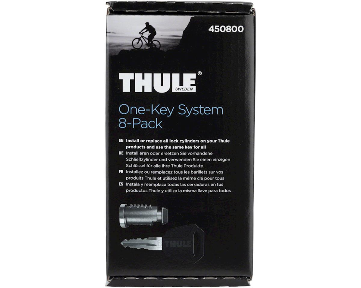 Thule One-Key Lock System (8 pack)