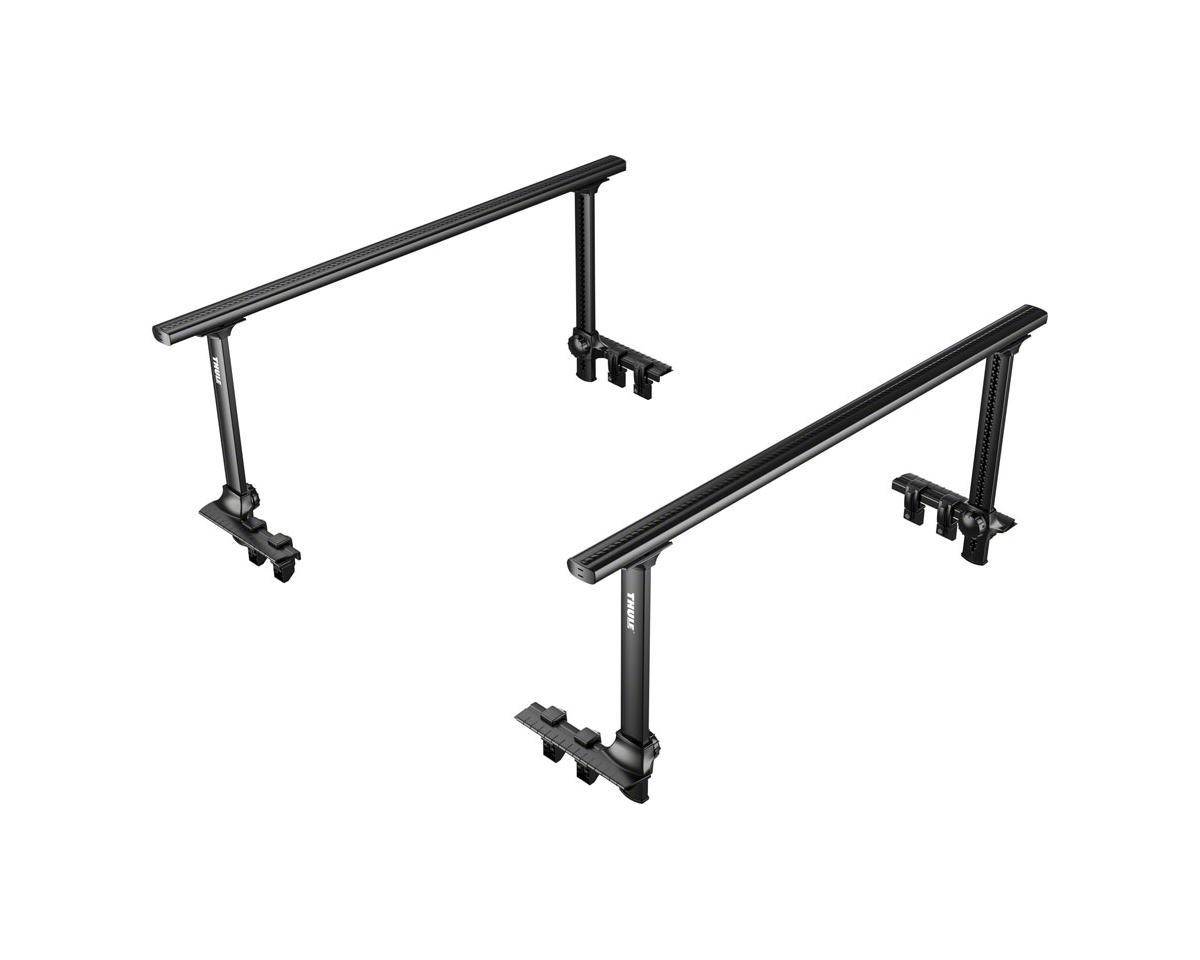 Thule 500XTB Xsporter Pro Pick Up Truck Bed Rack System: Black