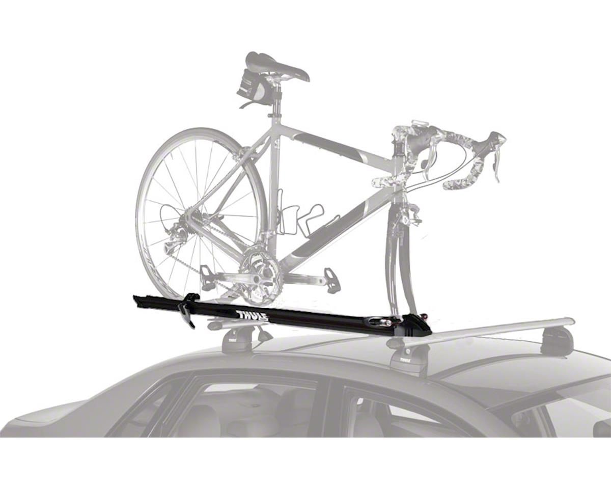 Thule 516XT Prologue Roof Rack Fork Mount Bike Carrier: 1-Bike