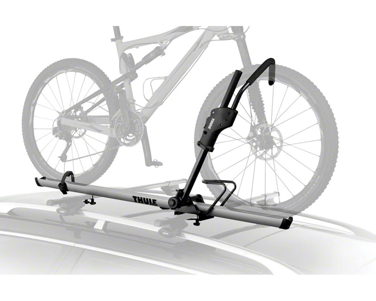 Thule 594XT SideArm Roof Rack Upright Bike Carrier: 1-Bike