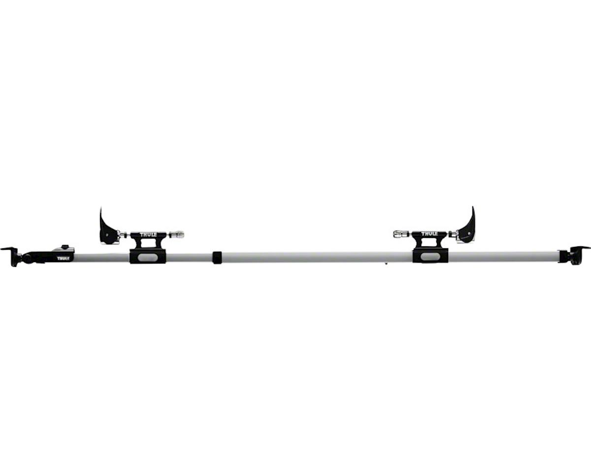 Thule 822XTR Locking Bed Rider Truck Bed Bike Rack: 2-Bike