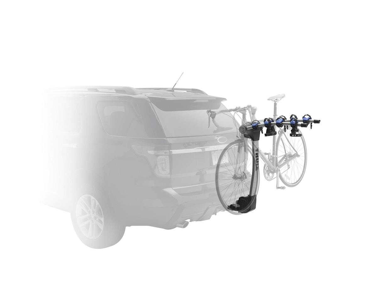 "Thule 9025 Apex 1.25"" or 2"" Hitch Rack (4-Bike)"