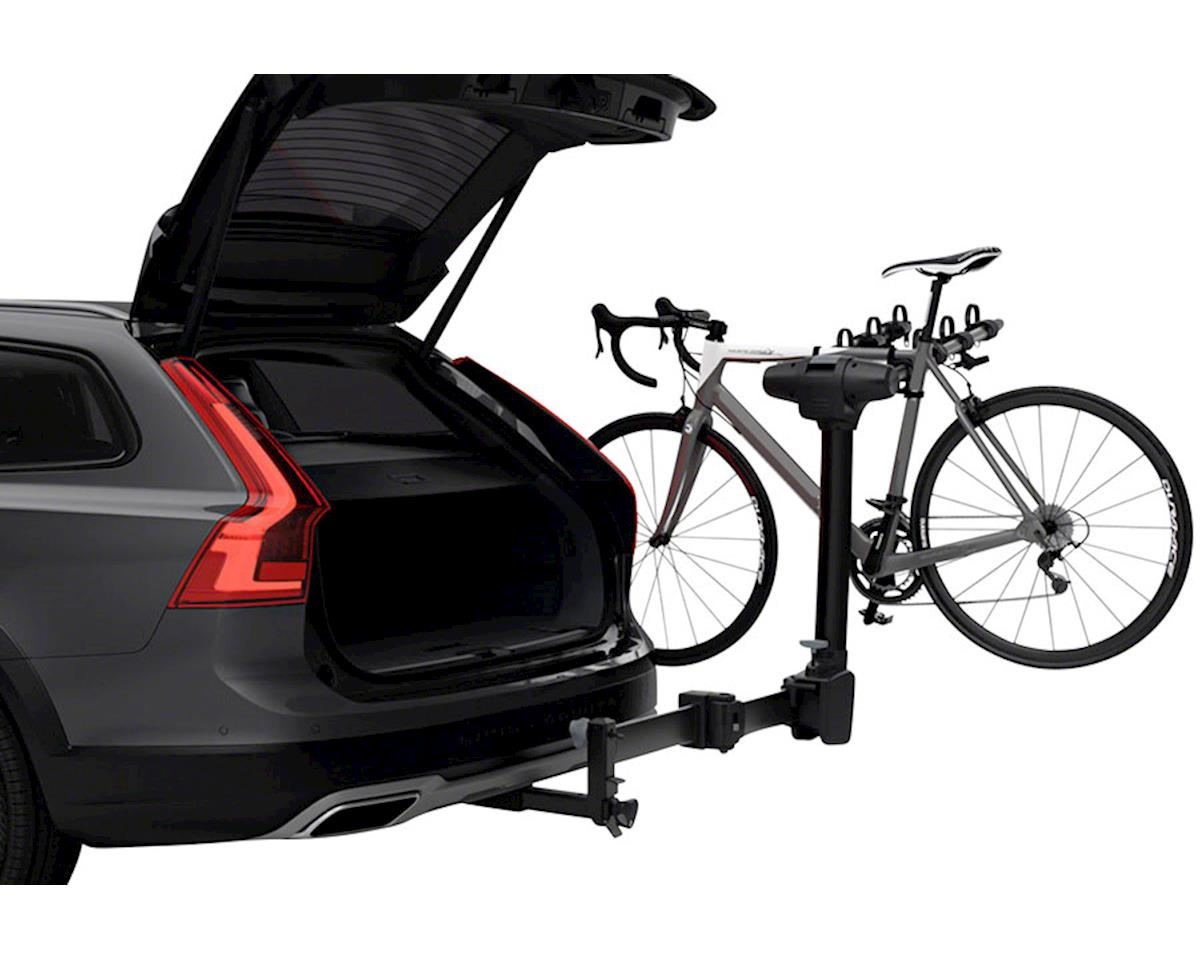 Thule Apex Swing XT 4 Bike Hitch Rack (Black)