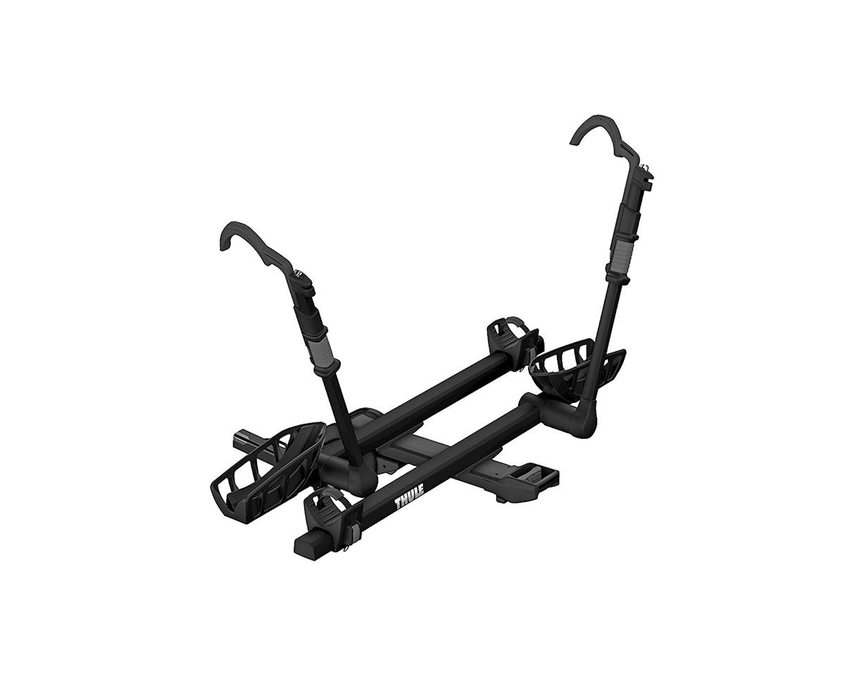 "Thule 9034XTB T2 Pro XT 2"" Hitch Rack: 2-Bike, Black"