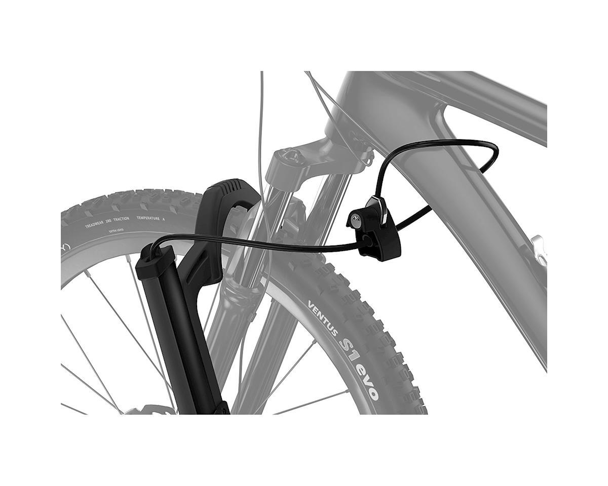 """Image 3 for Thule 9035XTB T2 Pro XT 1.25"""" Hitch Rack (Black) (2 Bike)"""