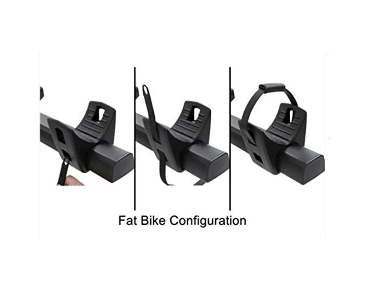 """Image 4 for Thule 9035XTB T2 Pro XT 1.25"""" Hitch Rack (Black) (2 Bike)"""