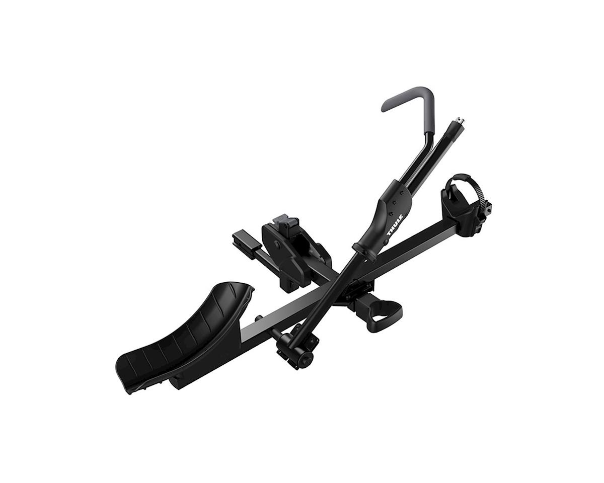 "Thule 9041 T1 1.25"" or 2"" Hitch Rack (Black & Silver) (1 Bike)"