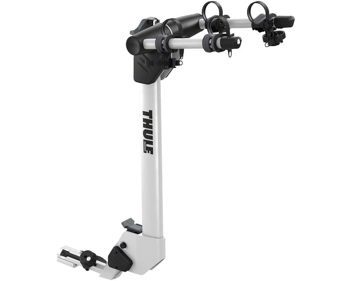 Thule Helium Pro Hitch Bike Rack (Silver) (Universal Hitch) (2 Bike)