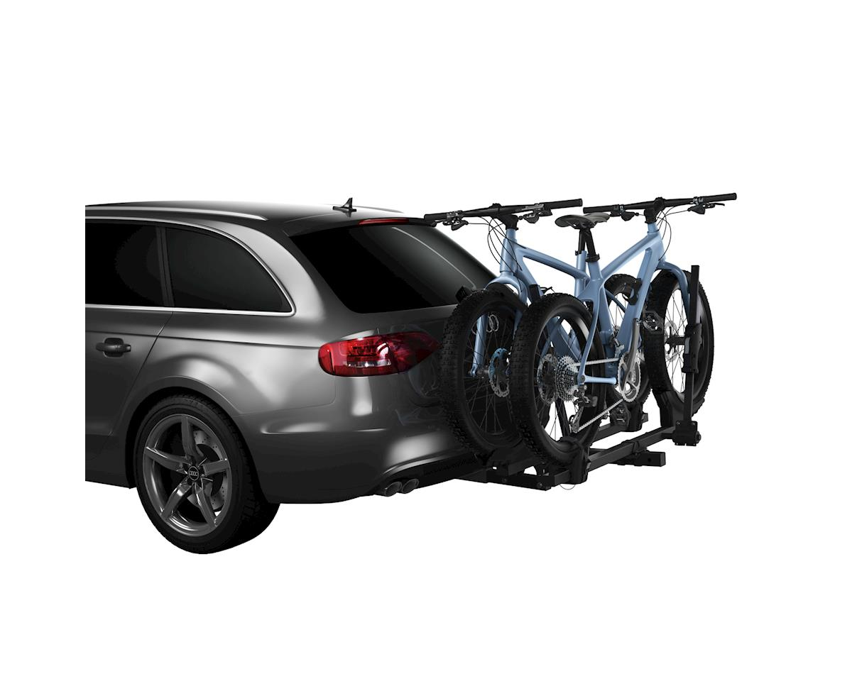 "Image 2 for Thule 9044 T2 Classic 2"" Receiver Hitch Rack (Black) (2 Bike)"