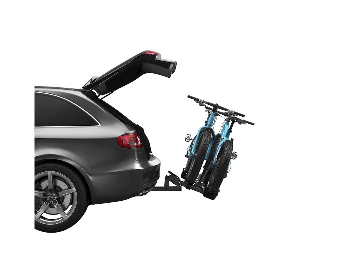 "Image 4 for Thule 9045 T2 Classic 1.25"" Receiver Hitch Rack (Black) (2 Bike)"