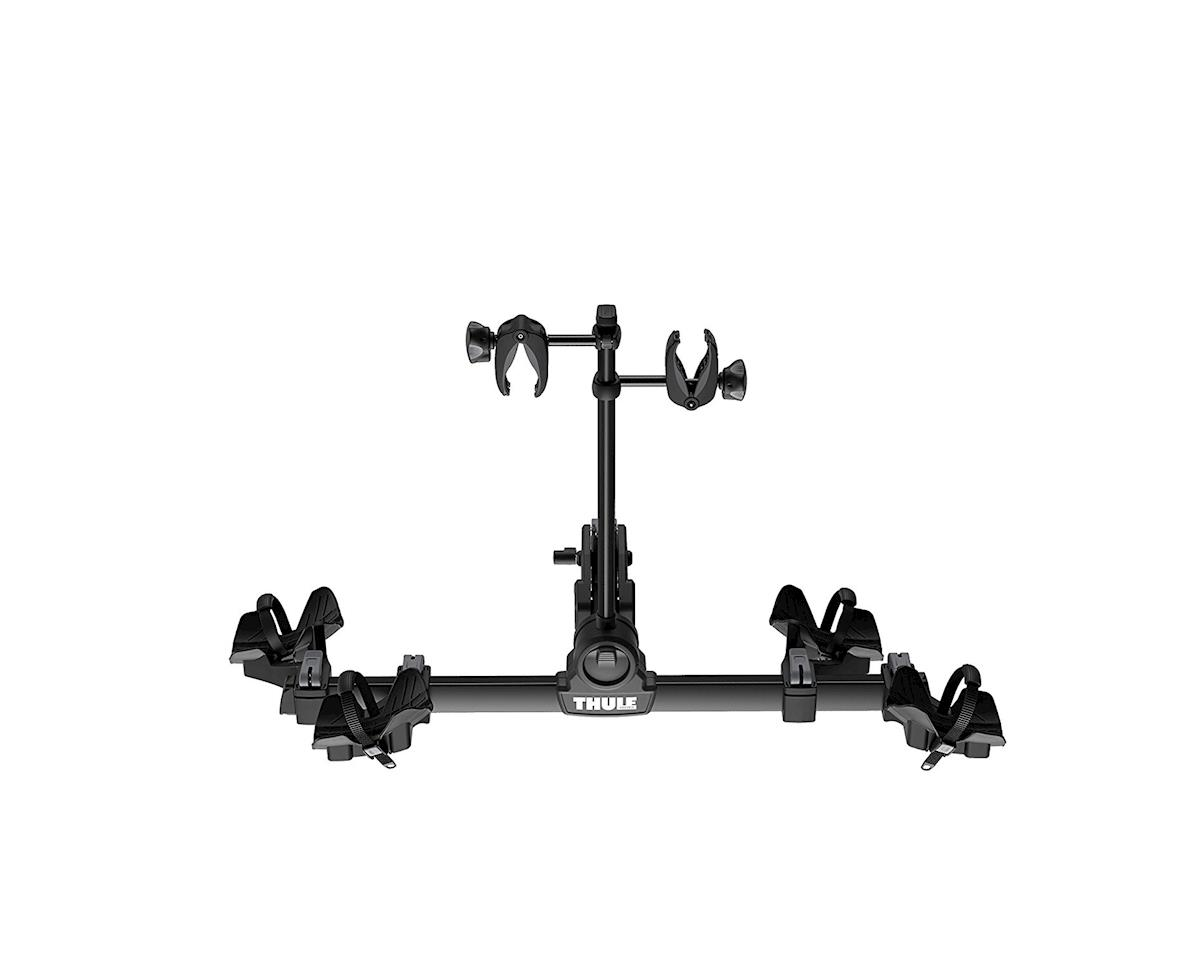 "Thule 9054 Doubletrack Pro 1.25"" or 2"" Hitch Rack (Black) (2 Bike)"