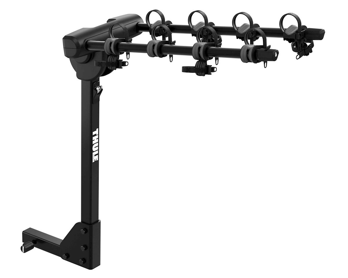 Thule Range 4 Bike Hitch Rack (Black) (Universal Hitch)