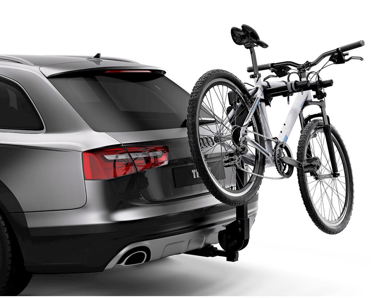 Thule Camber Hitch Bike Rack (Black) (Universal Hitch) (2 Bike)