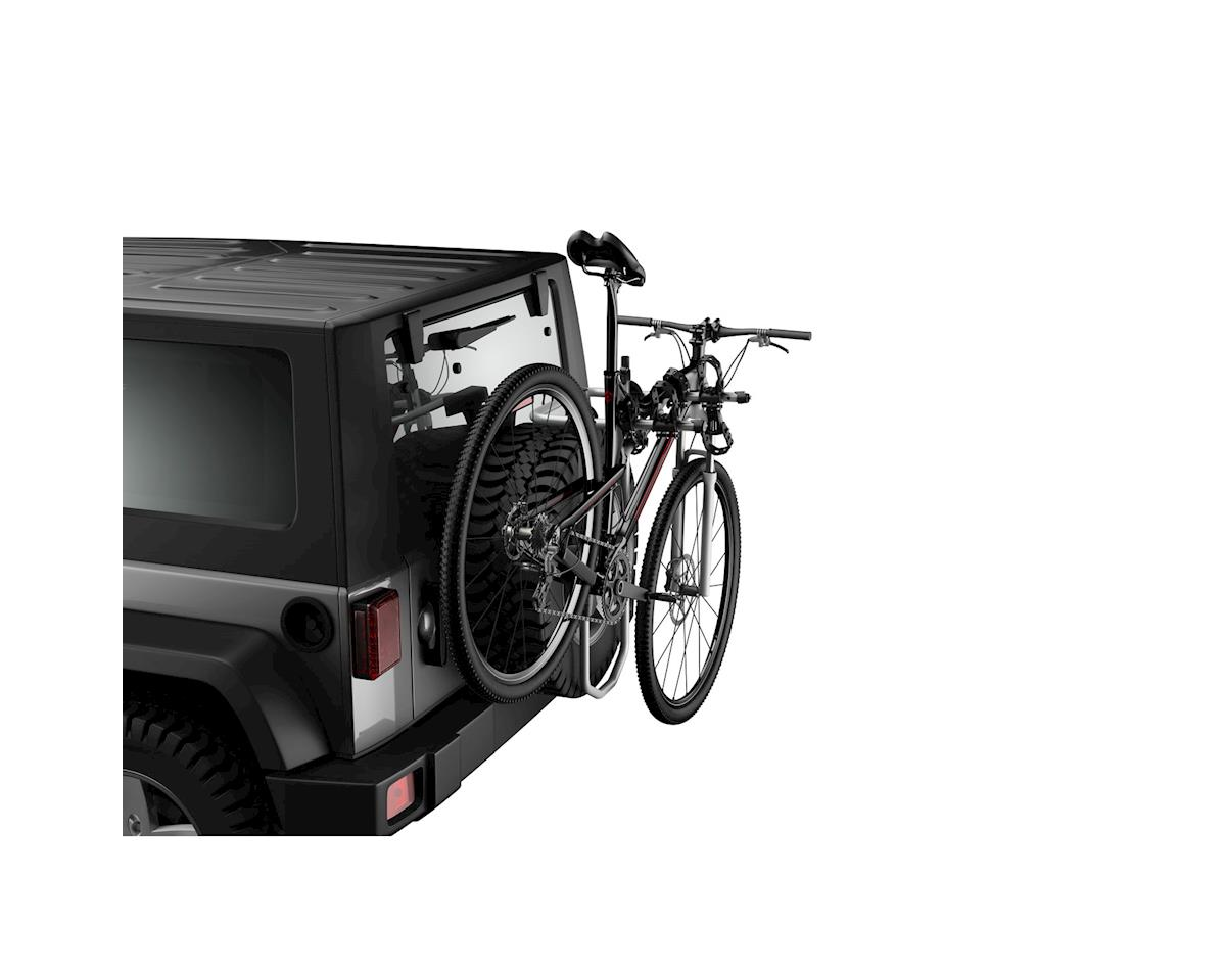 Image 3 for Thule 963PRO Spare Me Pro Spare Tire Bike Rack (2-Bike)