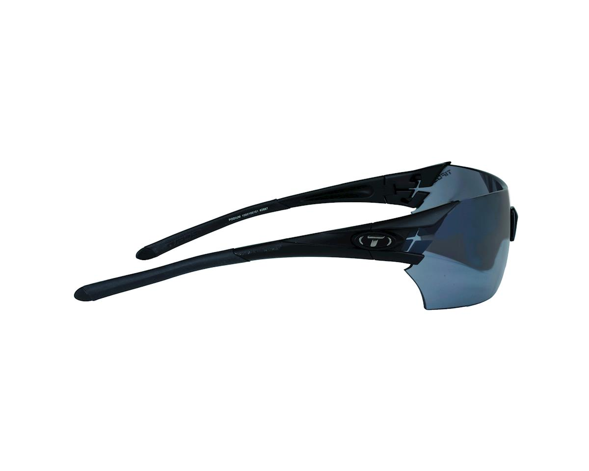 Image 3 for Tifosi Podium Multi Lens Sunglasses (Black)