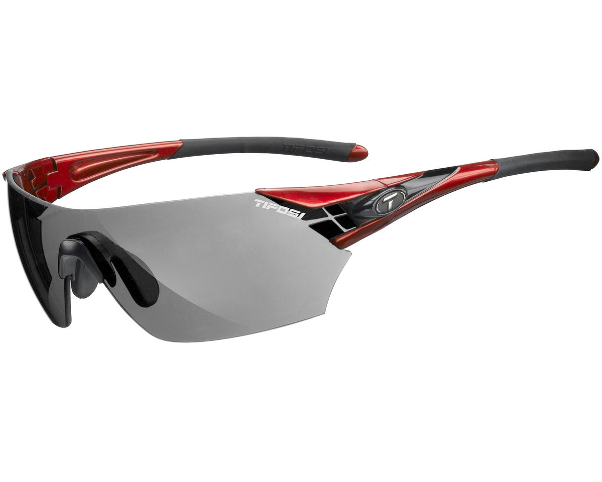 Tifosi Podium Sunglasses (Metallic Red) (Fototec)