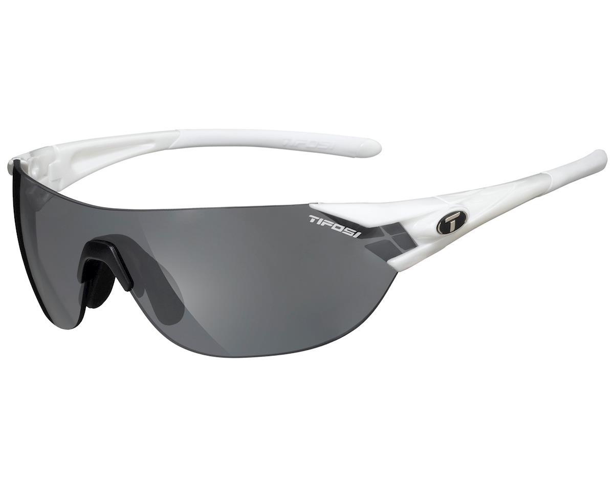 Tifosi Podium S Sunglasses (Pearl White) (Interchangeable)