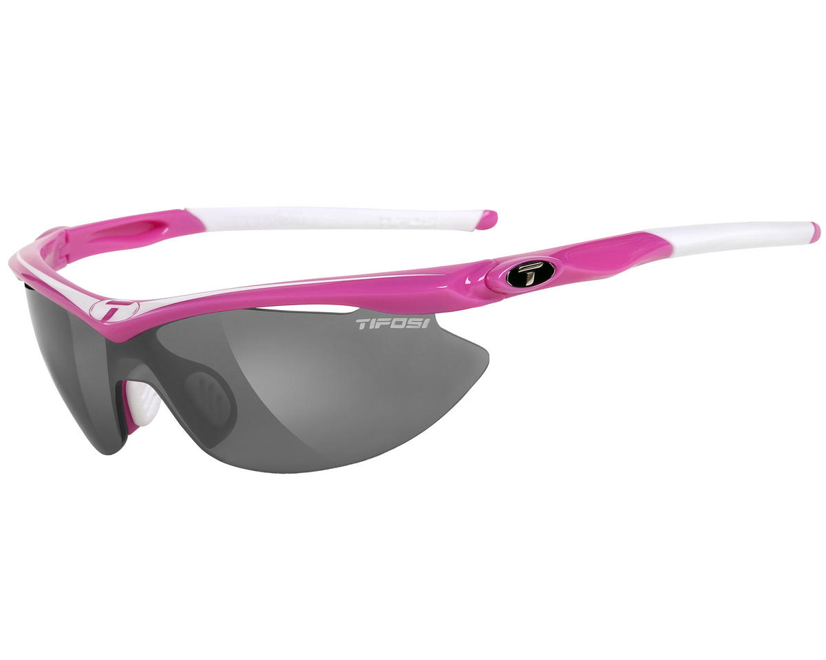 Tifosi Slip Sunglasses (Neon Pink) (Interchangeable)