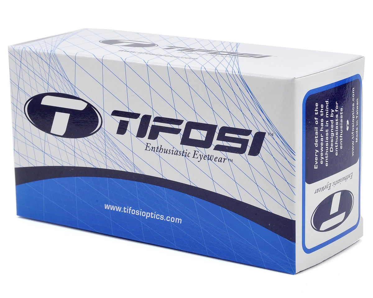 Tifosi Slip Sunglasses (White/Gunmetal) (Interchangeable)