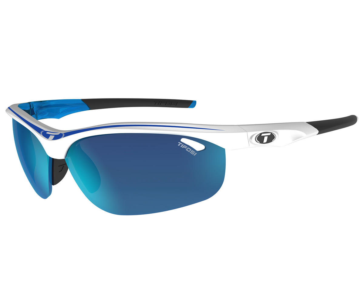 Tifosi Veloce Sunglasses (Race Blue) (Interchangeable)