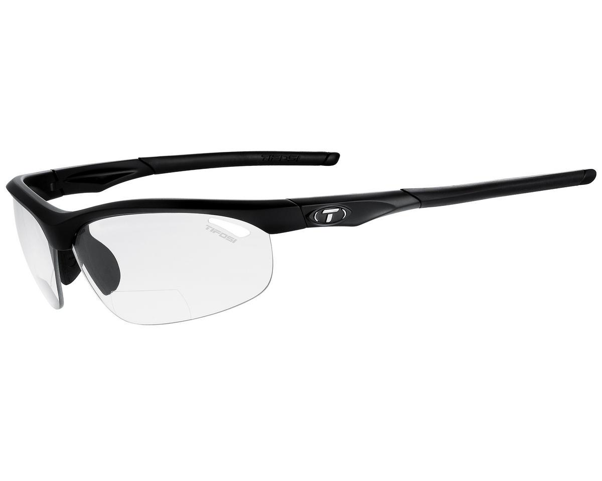 Tifosi Veloce Sunglasses (Matte Black) (Fototec Readers 1.5)