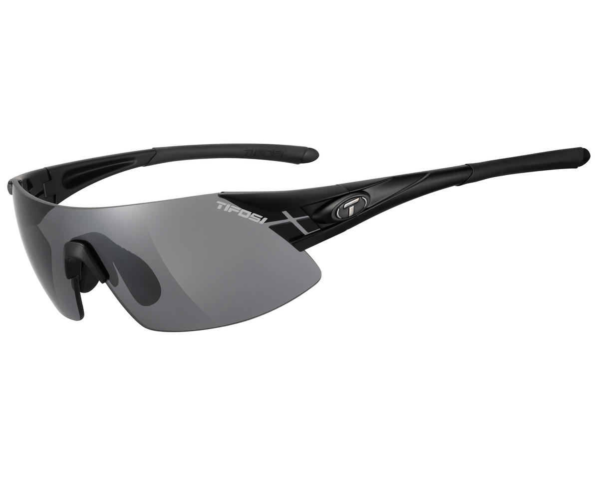 Tifosi Podium XC Sunglasses (Matte Black) (Interchangeable)