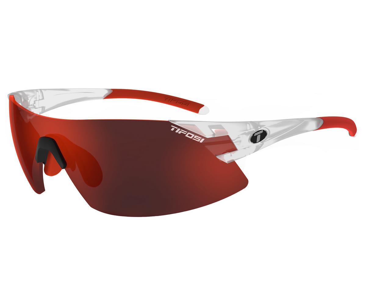 Tifosi Podium XC Sunglasses (Matte Crystal) (Interchangeable)