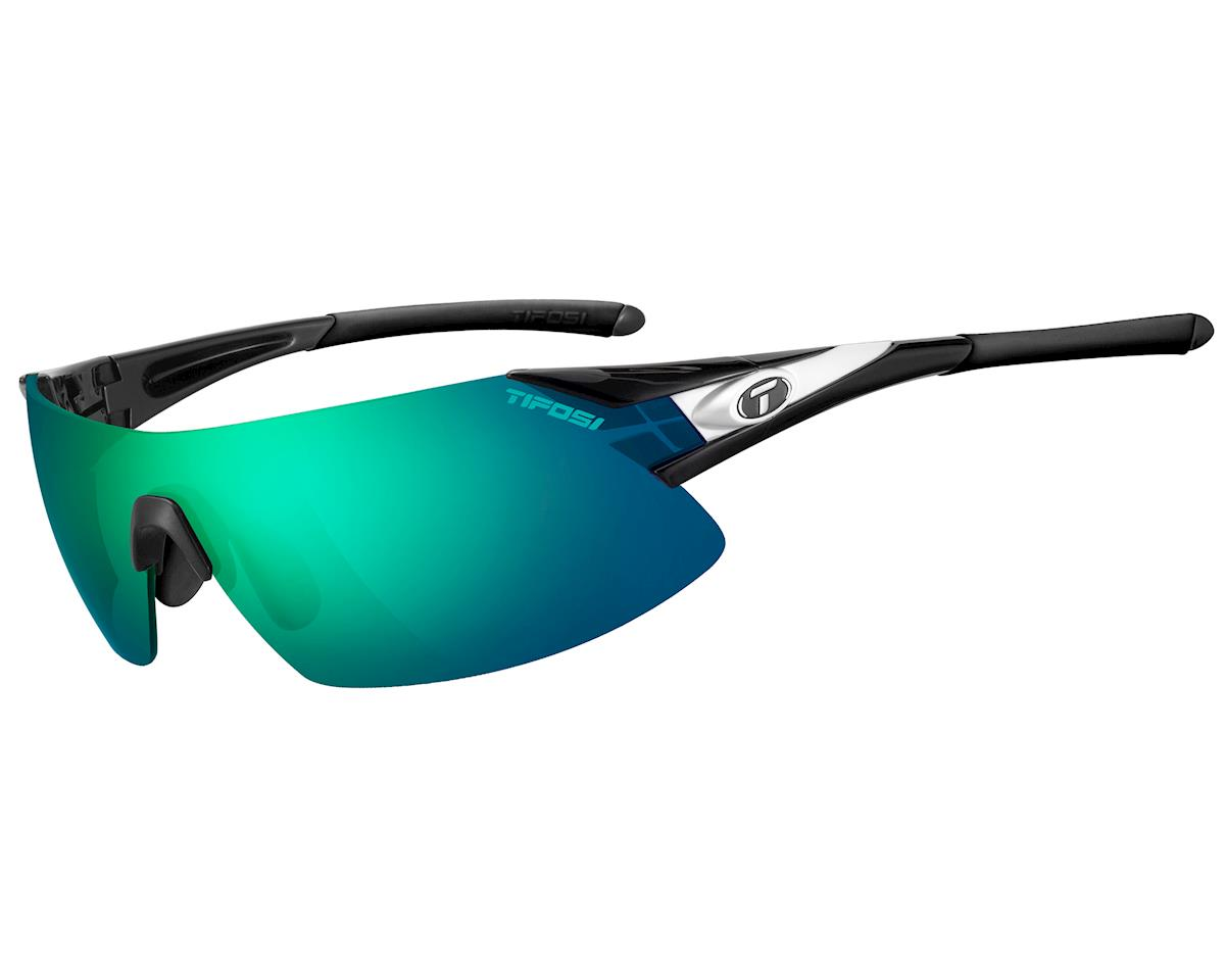 Tifosi Podium XC Sunglasses (Black/White) (Interchangeable)